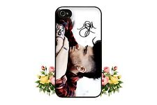 One Direction iPhone Case 5S 5 4S 4 1D Zayn Malik Signature Plastic Silicone