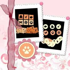 SCRAPBOOKING PUNCH DIE CUTS ANIMAUX JUNGLE