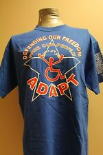 ADAPT Defending Our Freedom - Free Our People Tee (Spring 2010)