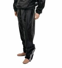 Boxing Sauna Sweat Suit Weight Loss- PANTS Only (Nylon - not cheap plastic)