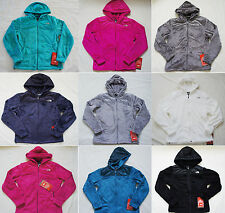 New The North Face Womens OSO Hoodie Jacket Coat High Loft Fleece Silken Soft