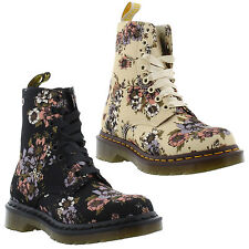 New Dr Martens Beckett 1460 8 Eyelet Womens Boots Ladies Shoes Size UK 4-8