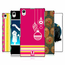 HEAD CASE DESIGNS MIX CHRISTMAS COLLECTION CASE COVER FOR SONY XPERIA Z1 C6902