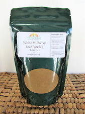 1oz White Mulberry Leaf Powder  Extract 4:1 (Silkworm) with Free Shipping