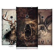 HEAD CASE DESIGNS POLY SKETCH CASE COVER FOR NOKIA LUMIA 520