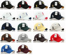 new Polo Men Women Classic Retro Style Hats Golf Tennis Baseball Driving Cap BP