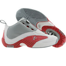 Reebok Answer IV (steel / flat grey / flash red) V45042