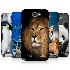 HEAD CASE WILDLIFE PROTECTIVE BACK CASE COVER FOR SAMSUNG GALAXY NOTE 2 II N7100