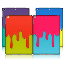 HEAD CASE COLOUR BLOCK MELTDOWN PROTECTIVE BACK CASE COVER FOR APPLE iPAD AIR