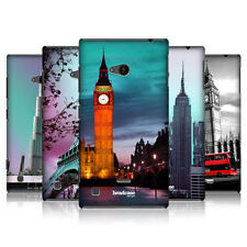 HEAD CASE DESIGNS BEST OF PLACES SERIES 2 BACK CASE COVER FOR NOKIA LUMIA 720