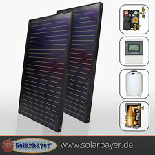 Bayer Solar Package Complete Package Thermal System Collector