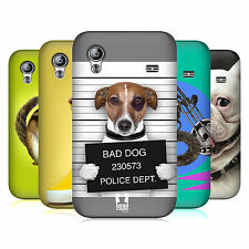 HEAD CASE DESIGNS FUNNY ANIMALS CASE COVER FOR SAMSUNG GALAXY ACE S5830