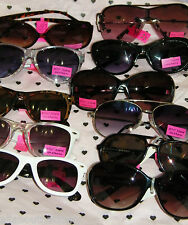 BETSEY JOHNSON  SUNGLASSES * You Choose  Assorted Styles  /  Colors - Must See
