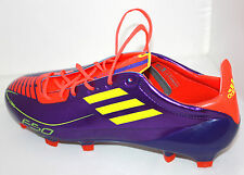 Adidas Adizero F50 TRX FG Soccer Cleats Shoes Purple Size 7 & 11