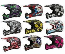 Oneal 5 Series Motor Cross Moto Bike Off Road Adult Helmet 2014-2015