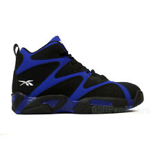 Reebok Kamikaze i Mid (BLUE PRINT/BLACK/WHITE) Men's Shoes V56110