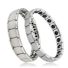 Man/Women's Germanium Titanium Energy Bracelet Power Bangle Anti-fatigue Gift