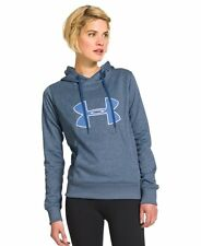 Under Armour Women's Armour Fleece Storm Big Logo Hoodie