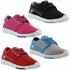 Etnies Trainers Genuine Scout Womens Running Style Casual Shoes Sizes UK 4 - 8