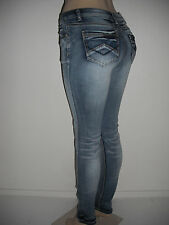 NWT SWeet Look Sexy Fashion Slim Skinny, Stretchy Light Blue Stonewashed Jeans