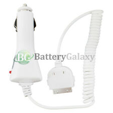 1 2 3 4 5 10 Lot Car Charger for Apple iPod Classic Nano 1 2 3 4 5 6 7 GEN HOT!