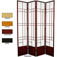 Spruce Wood 84-inch Eudes Room Divider (China)