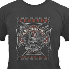 Legends Never Die T Shirt You Choose Style, Size, Color Up to 4XL 10155