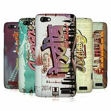 HEAD CASE DESIGNS POSTCARDS CASE COVER FOR HTC ONE V