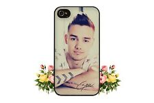 1D One Direction iPhone Case 6 5S 5C 5 4S Plastic Silicone Liam Payne Signature