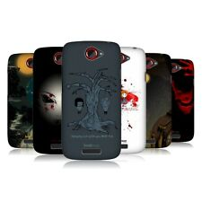 HEAD CASE DESIGNS HALLOWEEN MIX HARD BACK CASE COVER FOR HTC ONE S