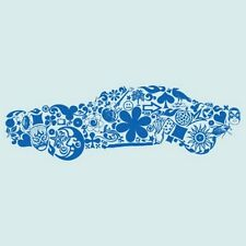 Car (mixed images) T Shirt You Choose Style, Size, Color Up to 4XL 10061