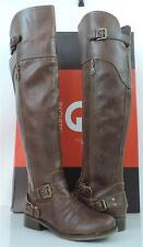 New Women's Shoes G by GUESS HEKTOR Over-the-knee boots in Dark Brown