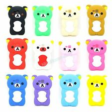 12 Colors Select Design Silicone Soft Case Cover For Samsung Galaxy S Duos S7562