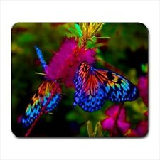 Vibrant Butterfly - Mousepads or Coasters (8 Styles) -Bb5037