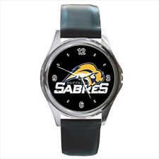 Buffalo Sabres Hockey - Leather or Metal Watches (10 Styles)-AA5110