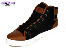 BASKET MONTANTE HOMME NEUF SIMILI CUIR T.40-41-42-43-44-45 FASHION Dg SNEAKERS