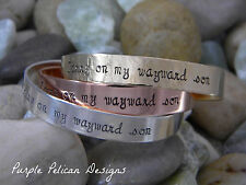 Supernatural Inspired Bracelet - Carry on my wayward son