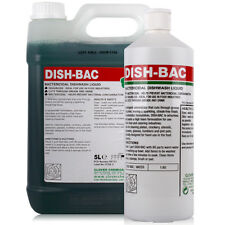 Odourless Anti-Bacterial Washing Up Liquid 1L Makes 80L Pubs Restaurants Cafes