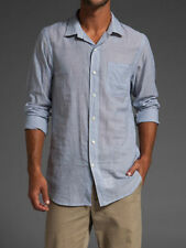 NEW w/TAGS! 100% AUTH. EVER MEN'S DURO LONG SLV STRIPE BUTTON SHIRT - SOLD OUT!!