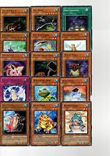 Yugioh Cards - Frog Deck Building Cards Choose Your Own