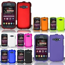 For Samsung Galaxy Ring M840 / Galaxy Prevail 2 Rubberized Cover Case