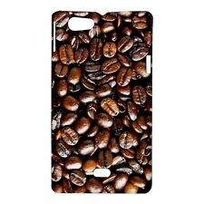 Coffee Bean / Food Design - Hard Case for Sony Xperia (8 Models)-CD4293