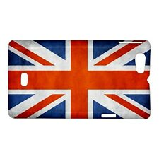 United Kingdom Country Flag - Hard Case for Sony Xperia (8 Models)-CD5029