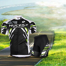 Bicycle Men's Cycling Clothing Bike Jersey Cycling Shorts Gear Biking Jersey Hot