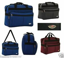 """RYANAIR EASYJET cabin luggage """"50x40x20cm approved"""" flight bag carry on bag"""