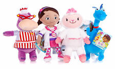 10inch Disney Junior Doc McStuffins Plush Soft Toys Dolls - 4 To Choose From