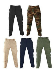 BDU Pants Military Cargo Fatigue Army Tactical Uniform trouser Camouflage Pants