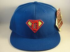 MLB Detroit Tigers American Needle Superman Fitted Hat Cap
