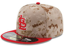 Official 2014 St Louis Cardinals Memorial Day Stars Stripes New Era 59FIFTY Hat