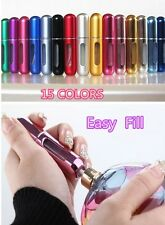 19colors!!  5ML Empty Refillable Perfume Atomizer Bottle for Spray Pump Case
